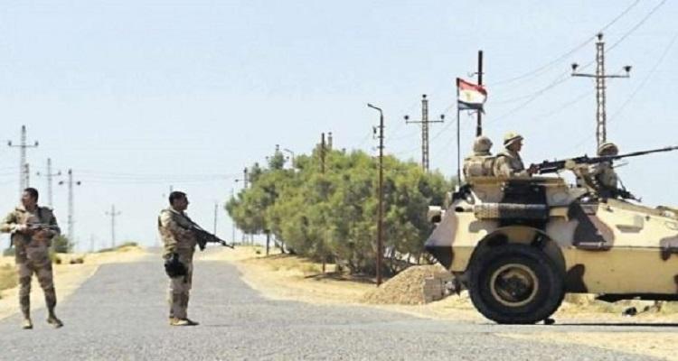 الداخلية المصرية : استشهاد 13 من أفراد الشرطة في هجوم العريش