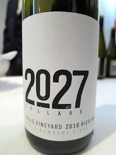 2027 Falls Vineyard Riesling 2016 (88+ pts)