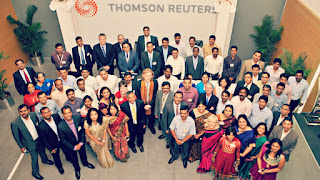 Thomson Reuters Walkin Interview for Freshers: 2015 / 2016 Batch