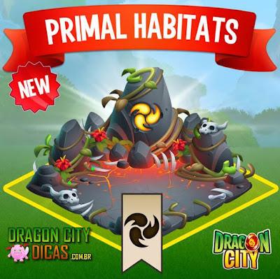 HABITAT PRIMORDIAL - Novo Habitat!