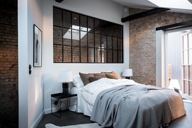 Proiect de amenajare scandinavă pentru o mansardă de 60 m² pe două niveluri