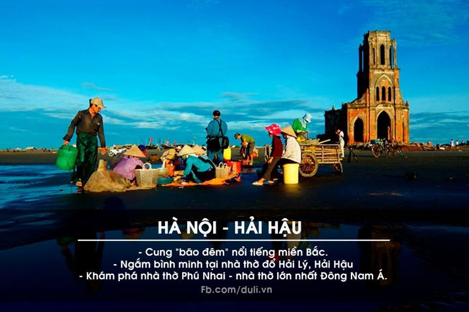 Hà Nội - Hải Hậu
