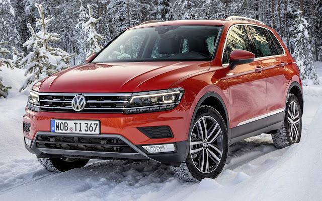 Novo VW Tiguan 2017