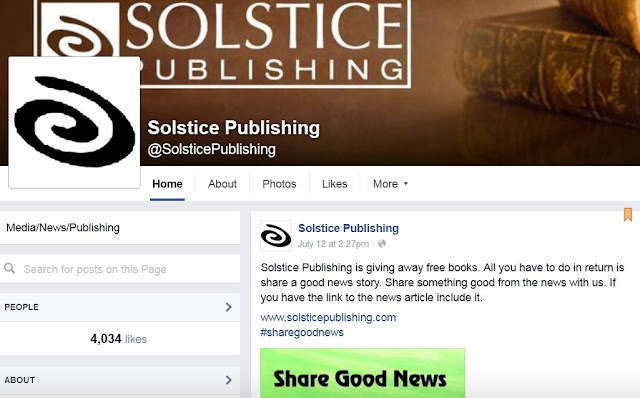 https://www.facebook.com/SolsticePublishing