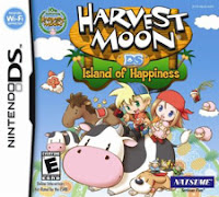 Download Harvest Moon Island of Happiness Nintendo DS For Android