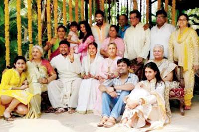 Bachchans-at-Tillotama-Shome-and-kunal-ross-wedding