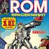 Quadrinhos: ROM O Cavaleiro do Espaço