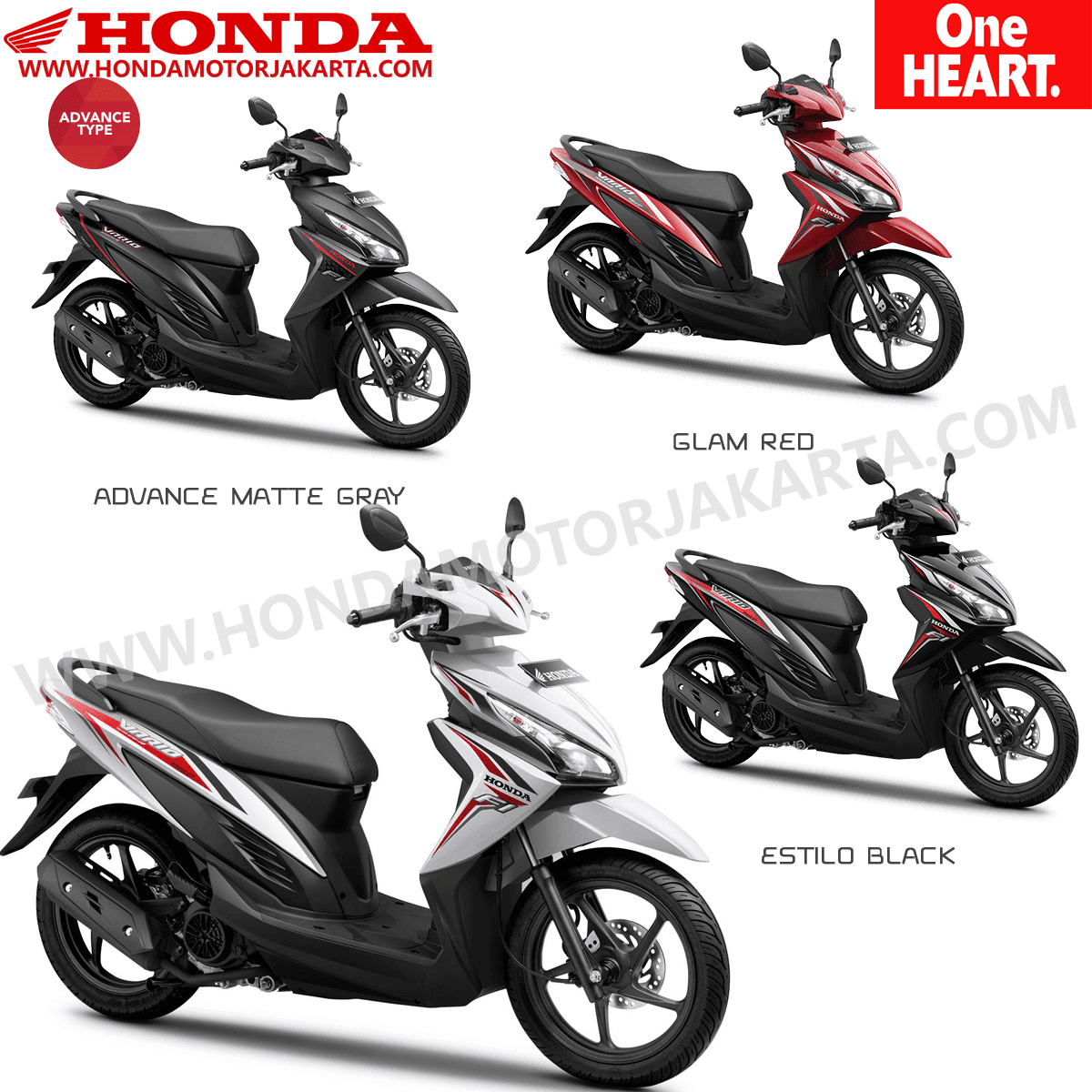 Harga Cicilan Motor Honda Vario 110 New Esp Cbs Glam Red Purbalingga Astra Bima Cw Fi