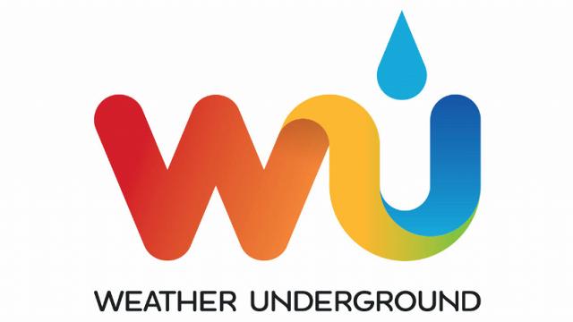 Resultado de imagen de Weather Underground: