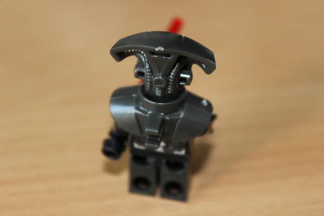 Дроид-охотник М-ОС фигурка лего Звездные войны