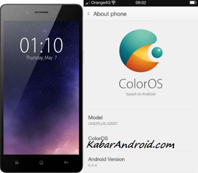 Port Rom OPPO 3 Mirror 3 ColorOS v2.0.1 For Xiaomi Redmi 2