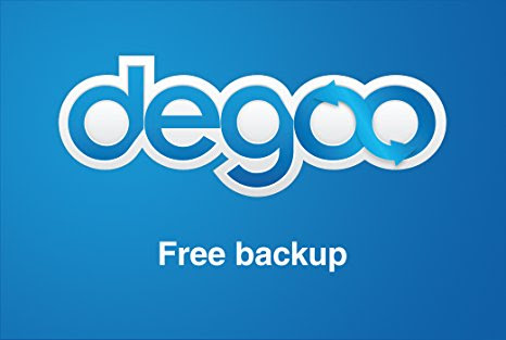 Degoo - Free 100GB space to backup your data securely
