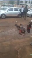 See the situation in streets of Kiambu despite WAITITU using  Ksh 2 Million daily on drunkards, Lord Jesus (VIDEO).
