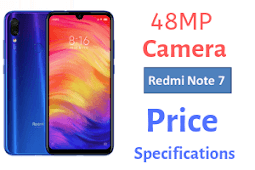 Redmi Note 7 Price in INDIA and Launch Date.