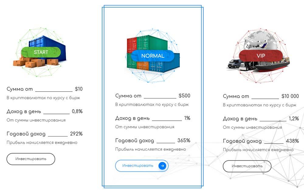 Инвестиционные планы AI Logistics