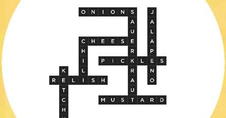 recipe: mustard relish crossword [35]