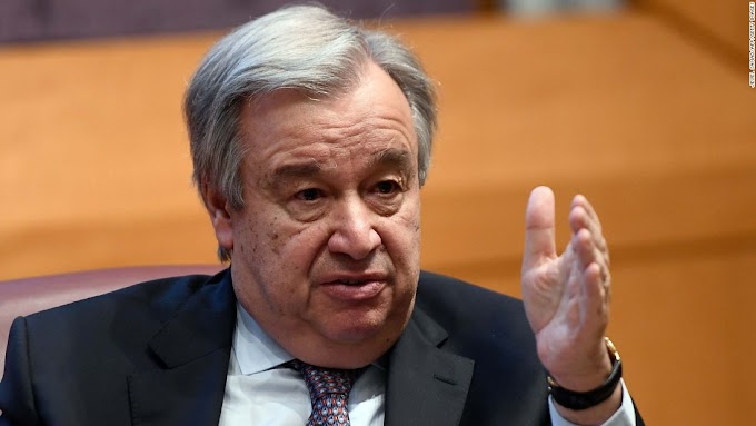 Slaying of 12 peacekeepers in Congo a 'war crime,' UN chief says