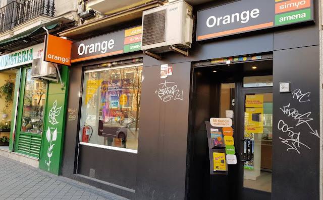 Orange apuesta por sus tiendas multimarca