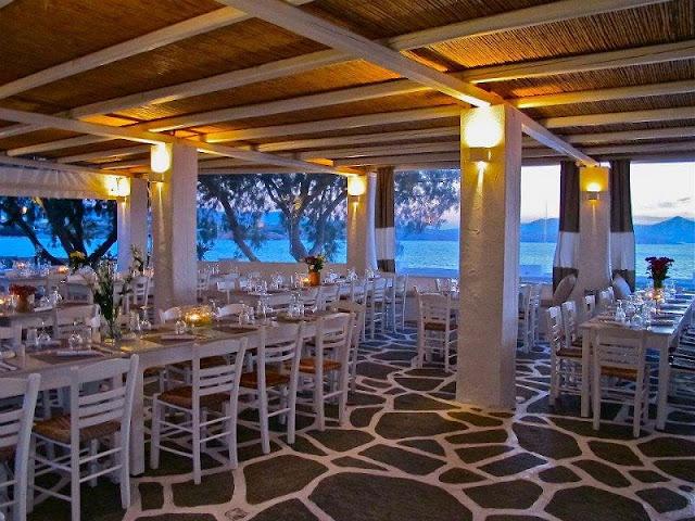 Restaurante Siparos, Paros