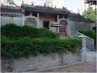 วัดเจ้าแม่ทิ่นเห่า (Tin Hau Temple)