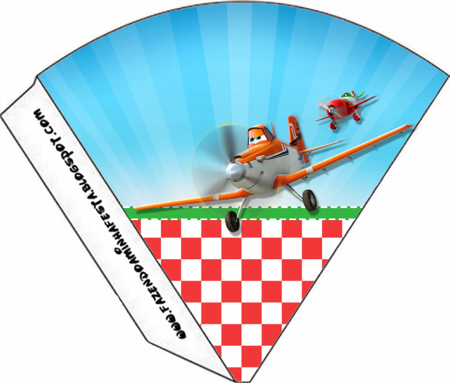 Planes Disney Free Party Printables Oh My Fiesta In English