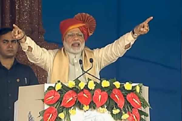 Only guilty to be punished, innocent citizens won't be troubled: PM