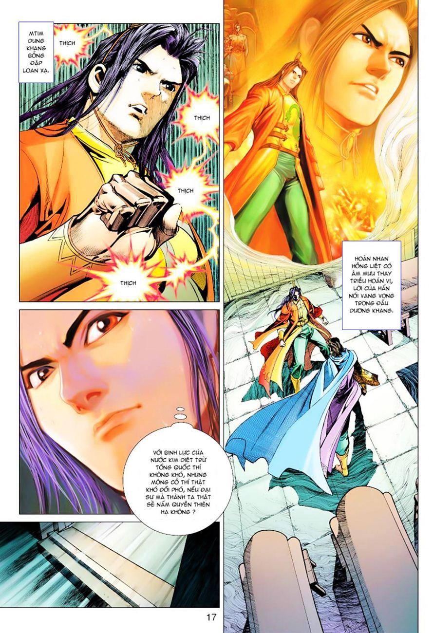 Anh Hùng Xạ Điêu anh hùng xạ đêu chap 38 trang 16