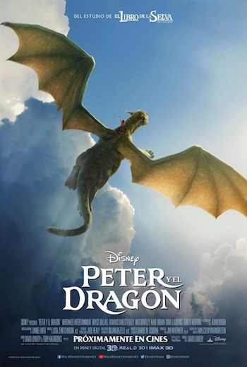 Petes Dragon 2016 BRRip 480p Dual Audio Hindi 300MB