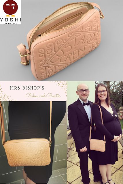 custard cream leather bag review by Mrs Bishop