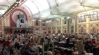 Antiques and Vintage Fair Alexandra Palace