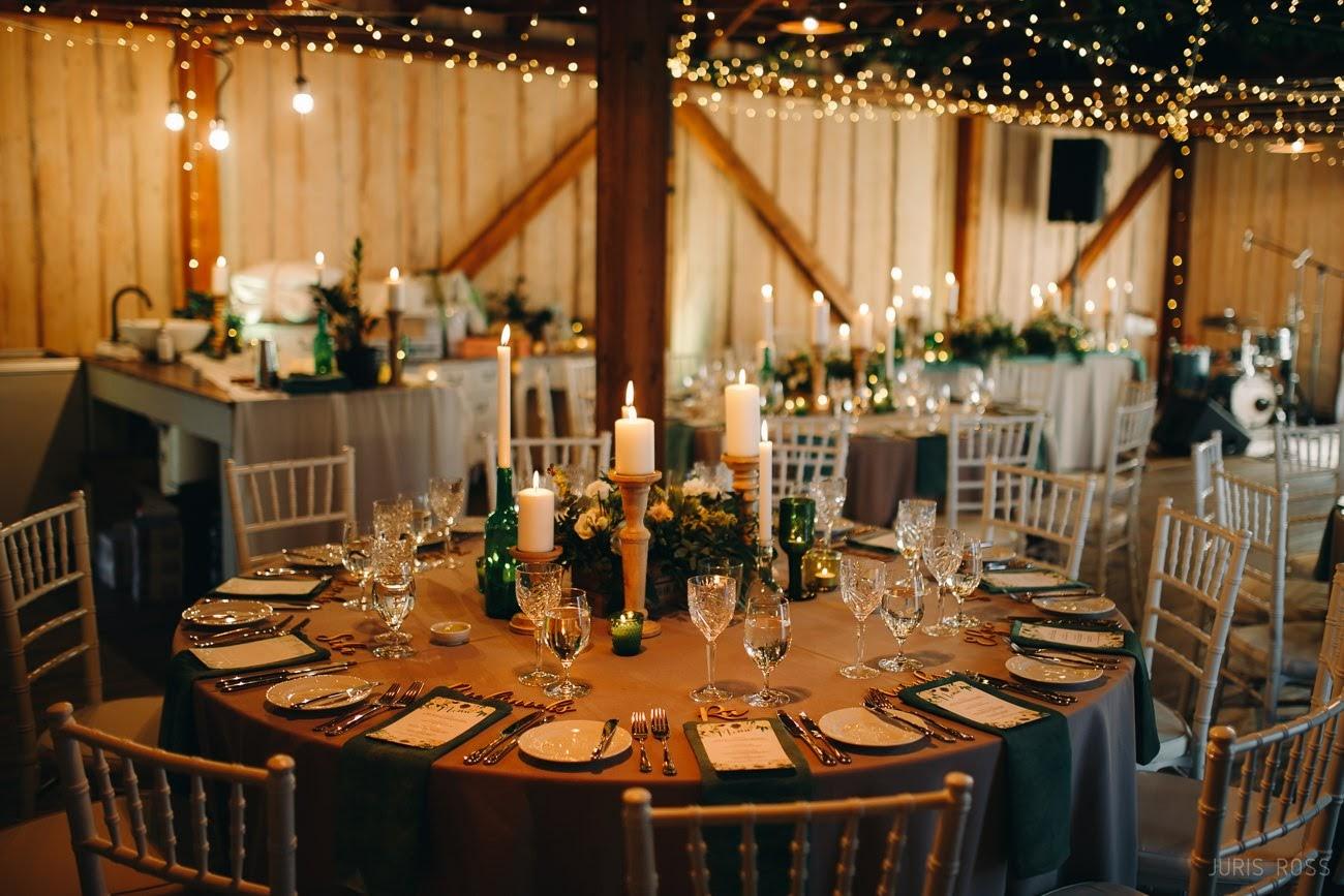 kāzu Svinību galdu noformējums Briedīši