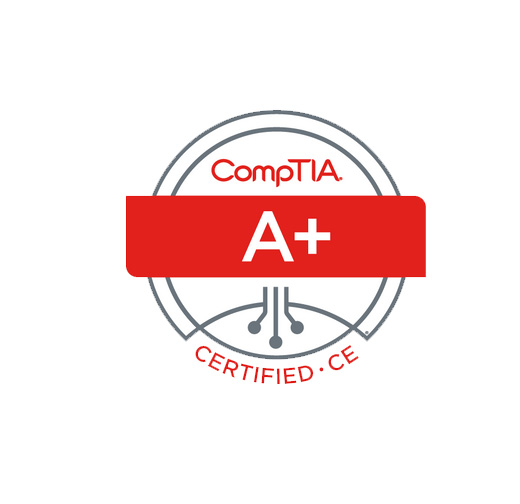 My CompTIA A+ Certification