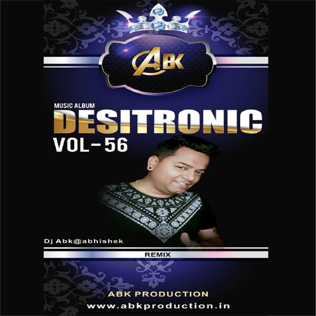Desitronic Vol.56 - ABK Production