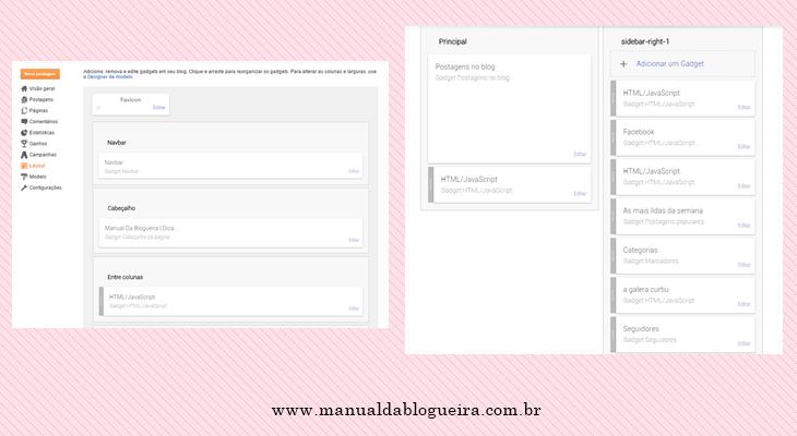 Guia do Blogger