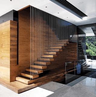 desain tangga yang nyaman
