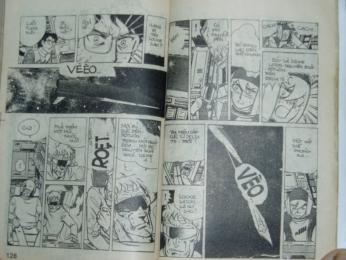 Siêu nhân Locke vol 03 trang 64