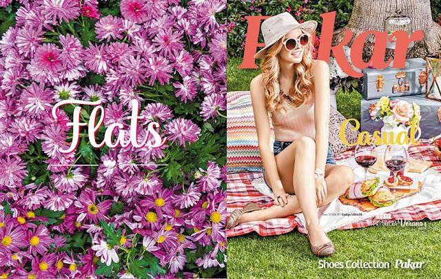 Catalogo Pakar  Casual primavera verano 2017