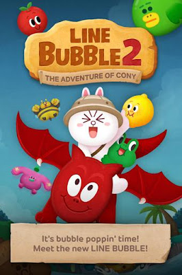 LINE Bubble 2 1.6.0.18 game for Android terbaru