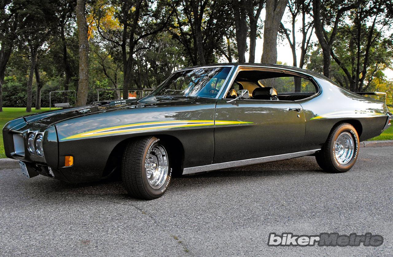The First Muscle Car Pontiac Gto Bikermetric