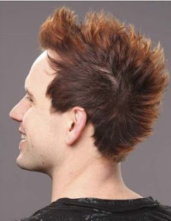 Hairstyles for men spiky