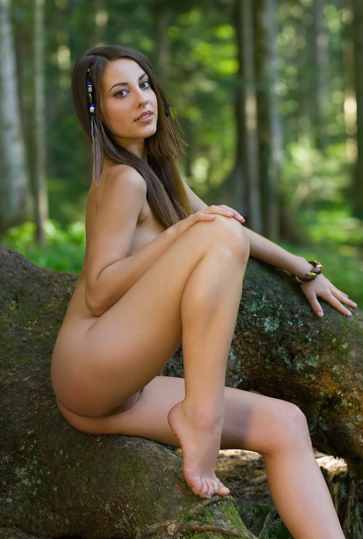 Native american girl in porn