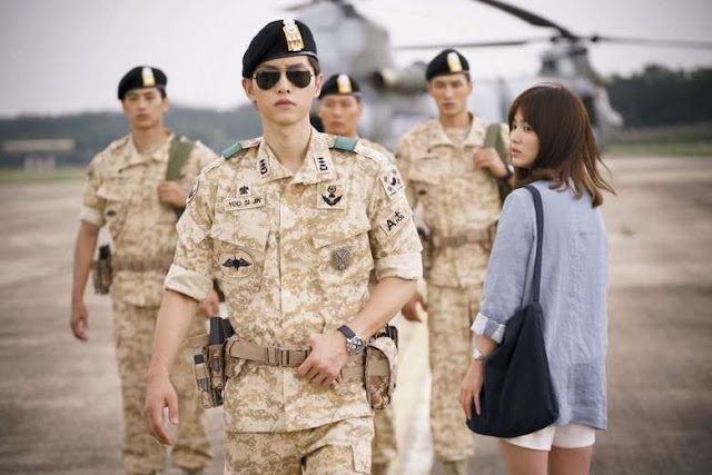 ending Descendants of the Sun