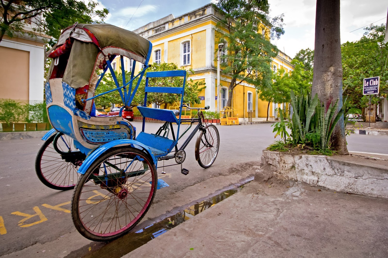 French Colony - Pondicheery