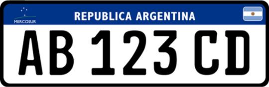 La Comuna de la Vanguardia informa que ya se encuentran las patentes vehiculares