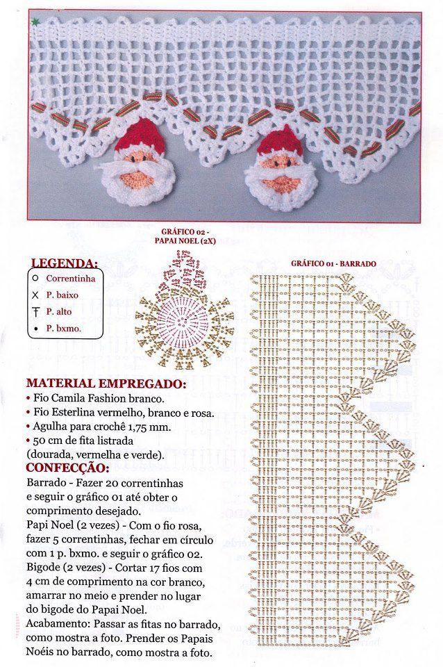 3 Patrones de Crochet para Navidad