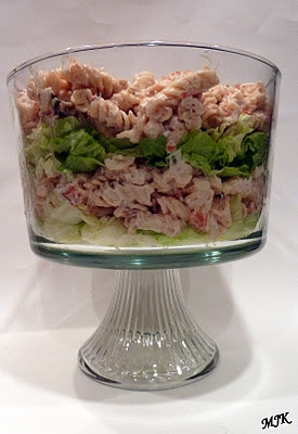 Melissa's Cuisine: BLT Pasta Salad
