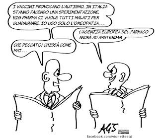 ema, milano, amsterdam, agenzia europea del farmaco, vaccini, big pharma, salute, omeopatia. vignetta, satira