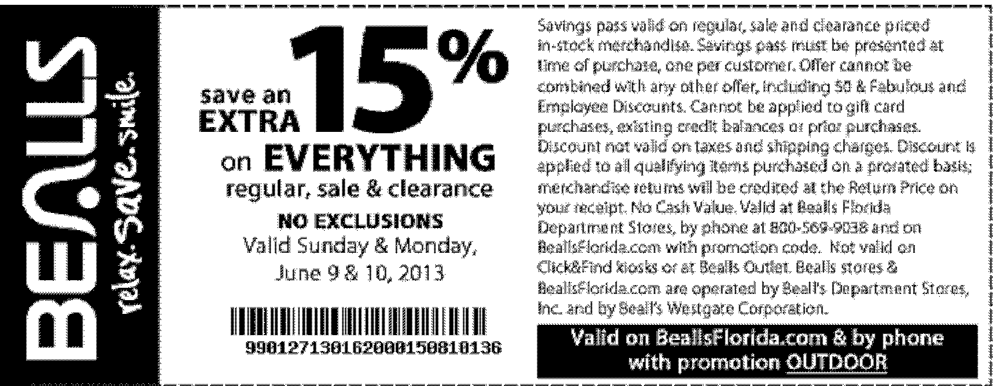 photo relating to Bealls Printable Coupons identified as Coupon codes for bealls : Warner brothers excursion
