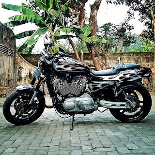Harley Davidson XR 1200 Mabua th 2010