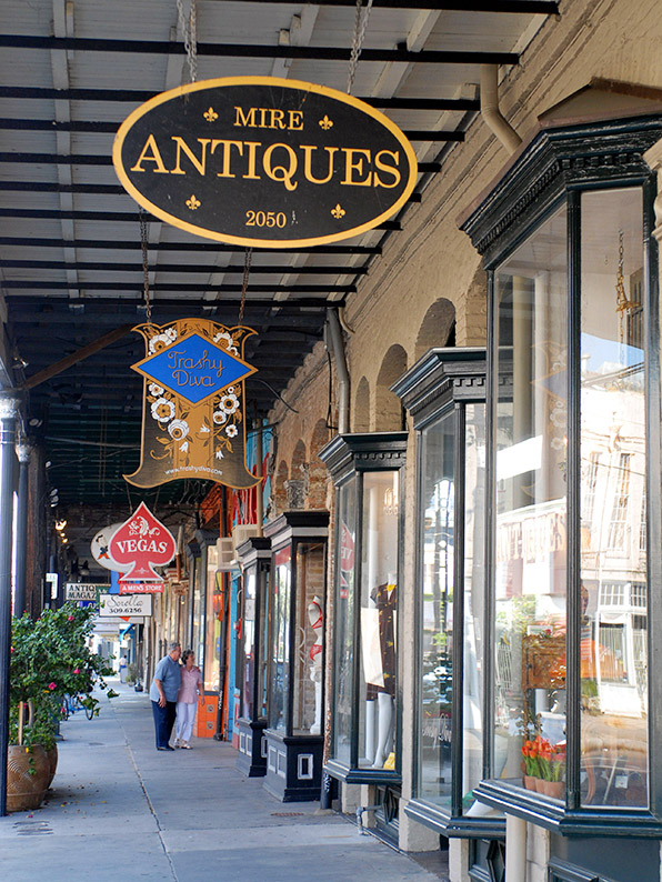 Activities and Attractions in New Orleans, Louisiana | Magazine Street in Orleans city